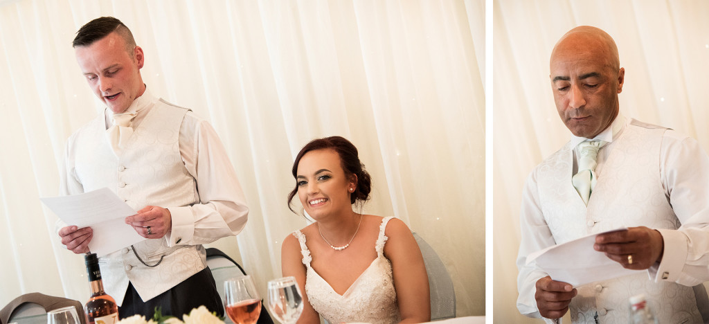 Wedding at Oak Hotel, Hockley Heath