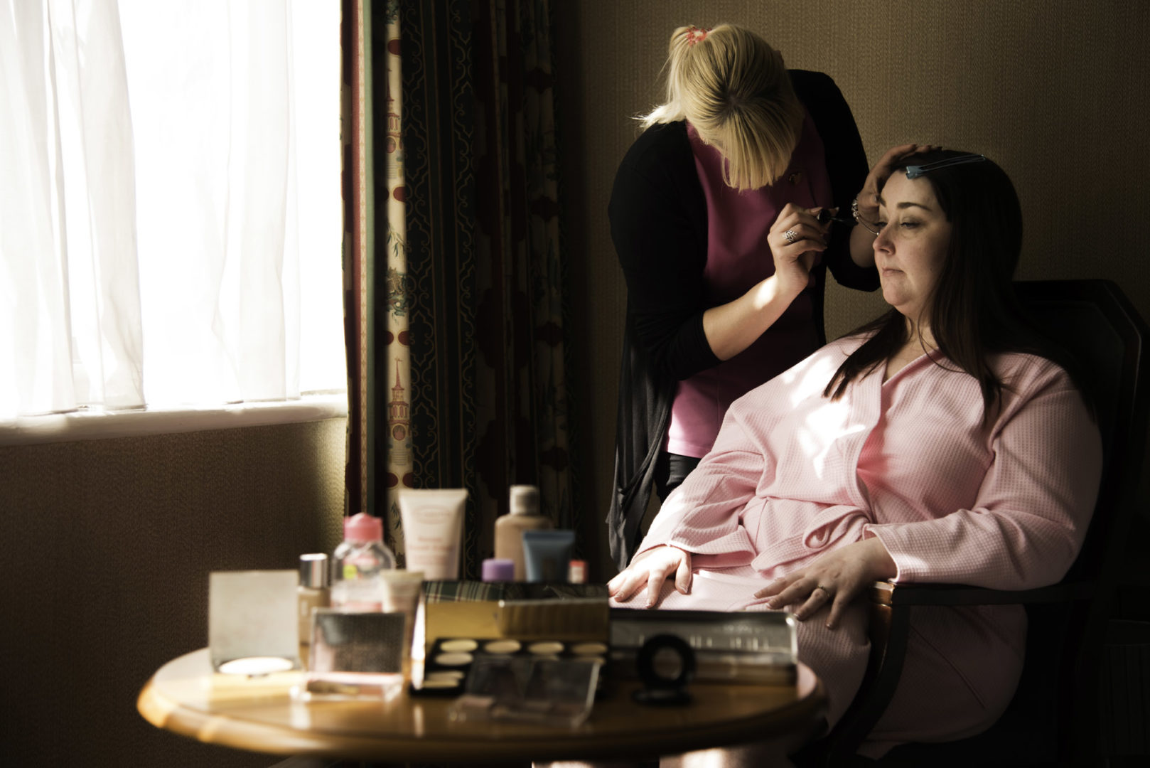 AJTImages, Coventry wedding photographer at the Chase hotel.
