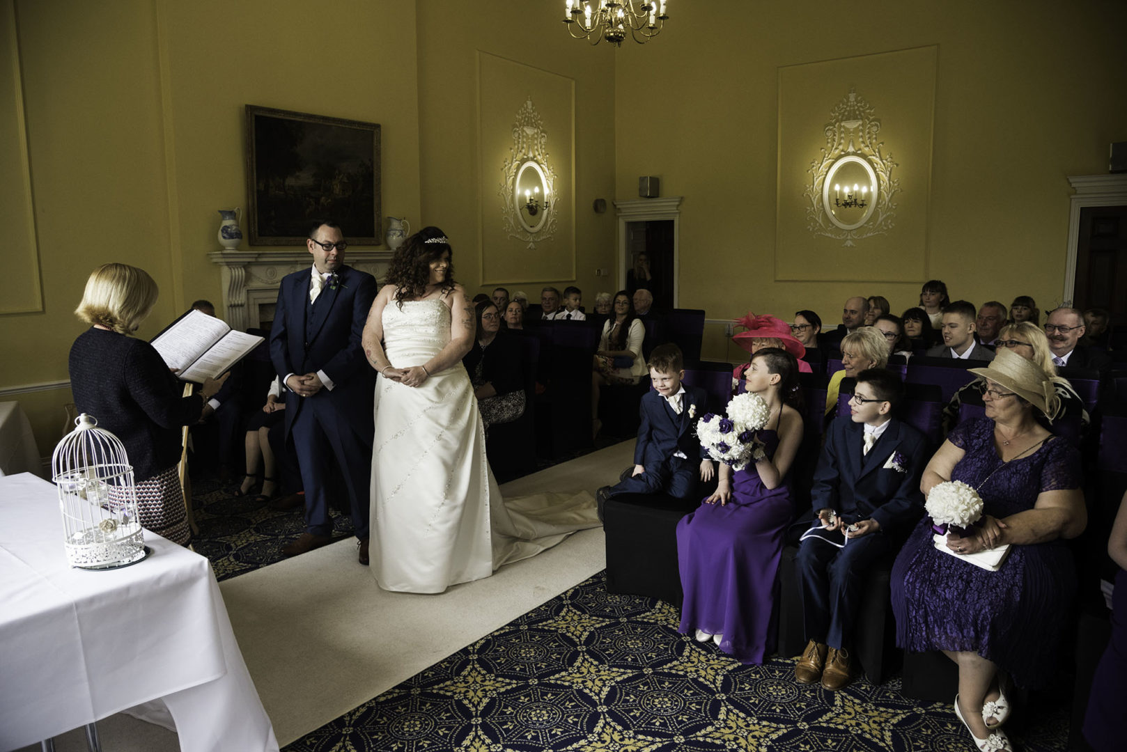 Ajtimages wedding at Hitchin Priory