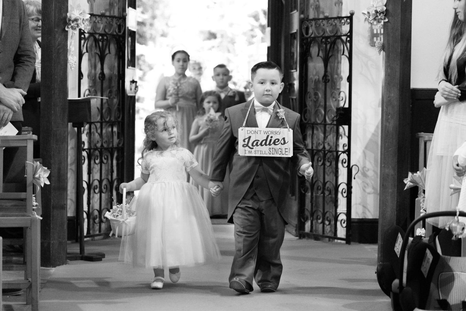 Warwickshire Wedding Photographer AJTImages at Elmdon Church