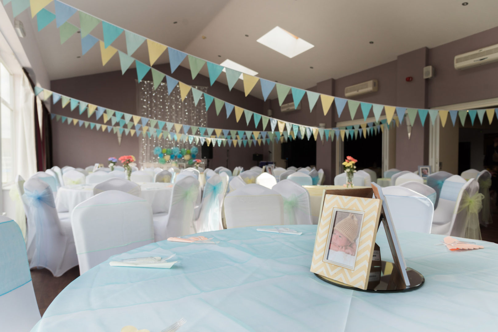 Ambleside Sports Club Christening by Nuneaton photographer AJtImages
