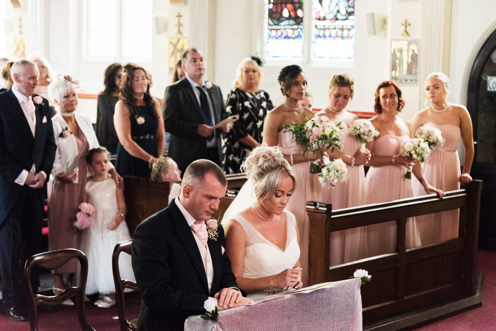 St  Mary's Church Coventry Wedding