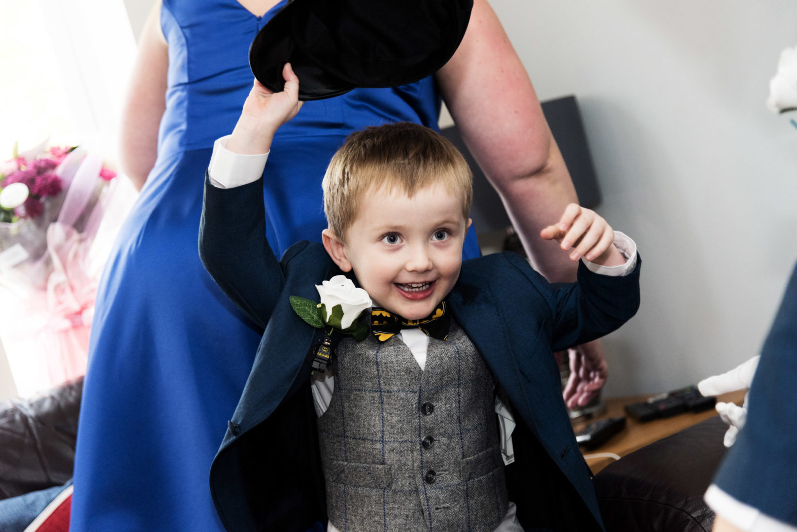 Nuneaton Bedworth Warwickshire wedding photographer AJTImages  Dudley Registry Office star wars  doctor who wedding photography